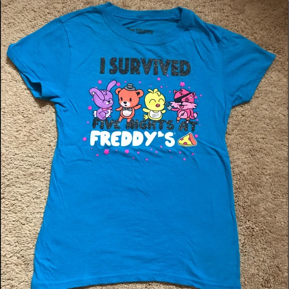 c3714d6ca Shirts & Tops | Nwot Girls Five Nights At Freddys Top | Poshmark